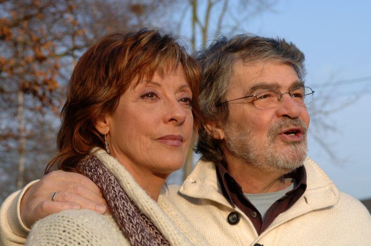 Wij zijn elkaars tegenpolen. Liliane Saint-Pierre en Marc Hoyois Beeld Digital Images
