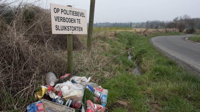 """Mobiele camera tegen sluikstorten bewijst zijn nut: """"Sinds juni 2019 werden er 39 pv's opgemaakt"""""""