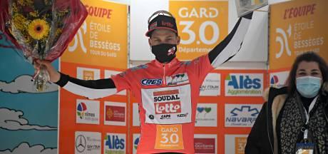 Tim Wellens vainqueur final de l'Étoile de Bessèges