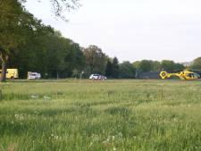 Ernstig ongeval bij Diepenheim: traumahelikopter ter plaatse