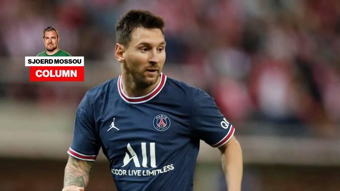 Column Sjoerd Mossou   Botsende commerciële belangen voorkomen dat Lev (13) Messi kan zien spelen