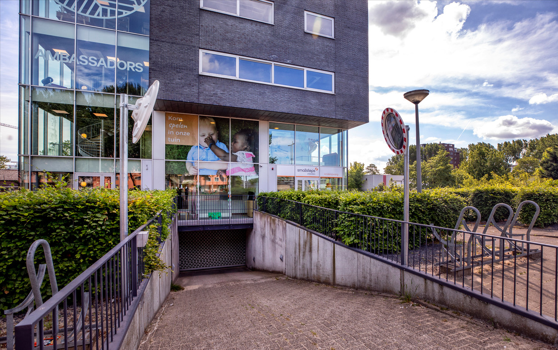 KidsFoundation is het grootste Nederlandse kinderopvangbedrijf, met merken als Smallsteps (op de foto), Zus en Zo en Kits, en biedt opvang aan meer dan 60 duizend kinderen.  Beeld Raymond Rutting / de Volkskrant
