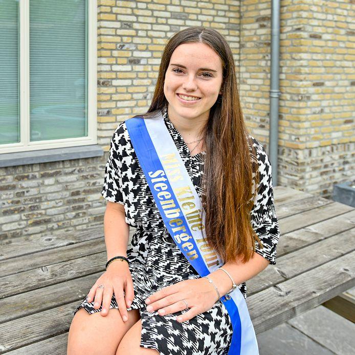 Evy Luijsterburg is Miss Kleine Tour 2021