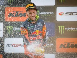 Motorcrosser Antonio Cairoli (35) is bezig aan laatste seizoen