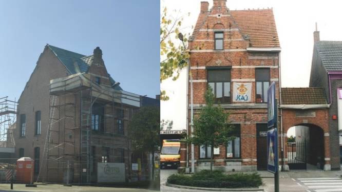 Oud schoolhuis gerenoveerd tot archiefruimte voor heemkring