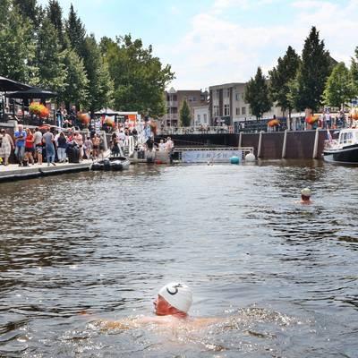 Singelzwemmen in Breda gaat niet door