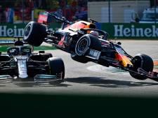 Drie plekken gridstraf voor Verstappen: 'Wilde hard maar eerlijk racen'
