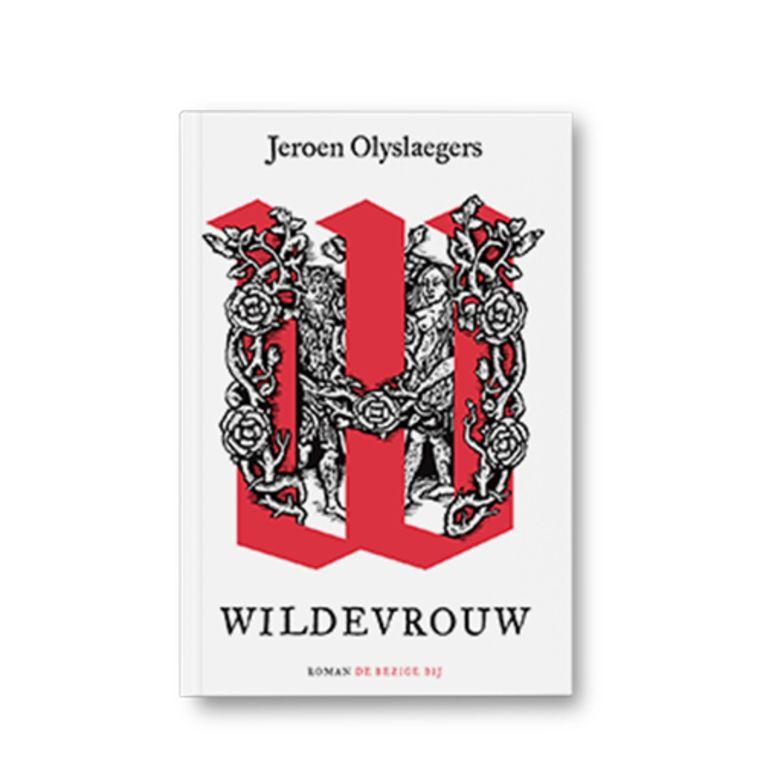 Wildevrouw - Jeroen Olyslaegers Beeld Uitgeverij De Bezige Bij