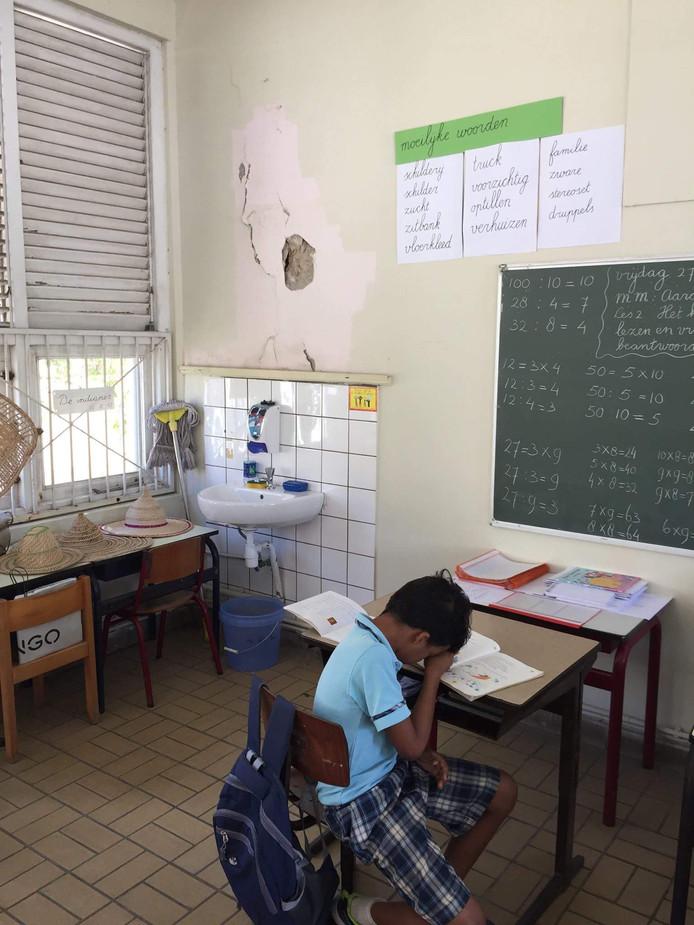 De situatie op Curaçao