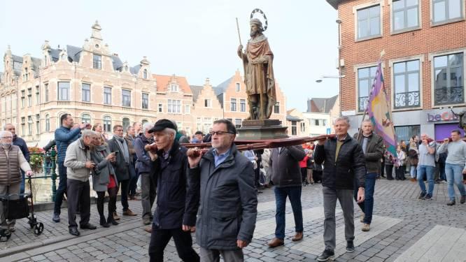 """En of Lier trots is op de Sint-Gummarusprocessie: """"In geen 30 jaar nog zó veel volk"""""""
