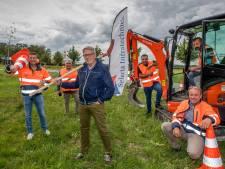 Twee dorpen West Betuwe blijven verstoken van glasvezel
