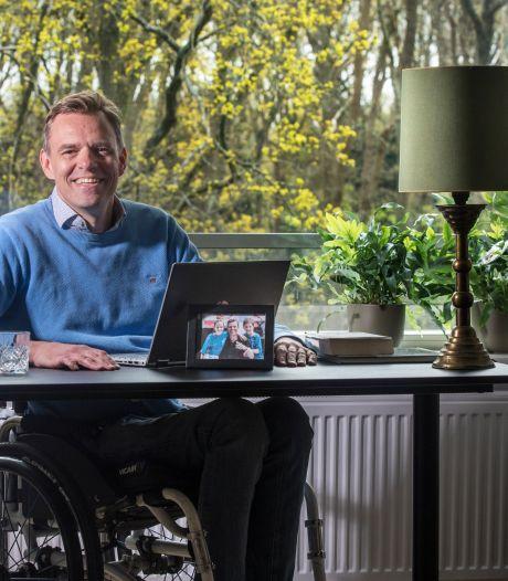 Thomas (46) wist niet wat hem te wachten stond na diagnose MS: 'Hoe het voelt staat nergens beschreven'