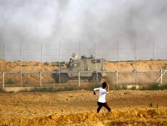 Israël onderschept nieuwe beschietingen uit Gazastrook en vuurt terug