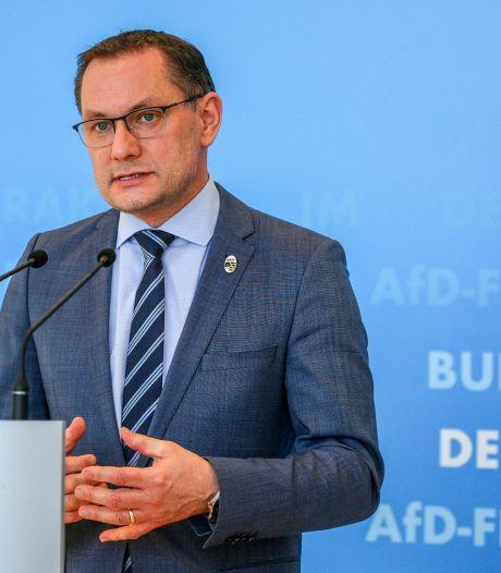 'AfD verdacht van rechts-extremisme, Duitse geheime dienst mag partij bespioneren'