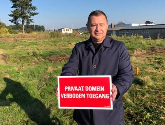 Glabbeek stelt inwoners gratis verbodsborden ter beschikking om hun eigendom te beschermen