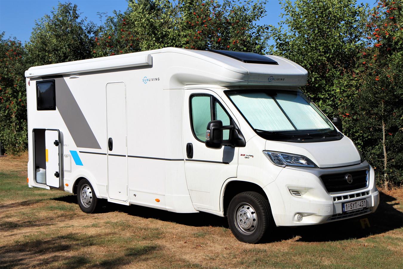 Sun Living S70 SP: bijna dezelfde kwaliteit als de  campers van de grote bekende merken, maar dan voor minder geld