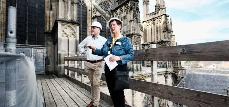 Ontdek nieuwe delen van de Domkerk met rondleidingen op het dak en de zolder