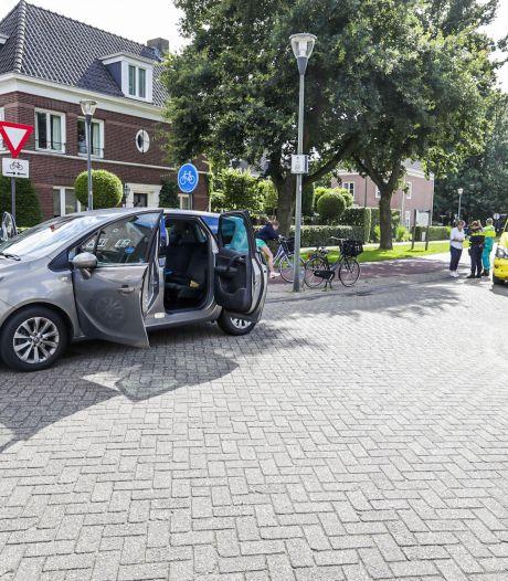 Kind op fiets aangereden in Helmond