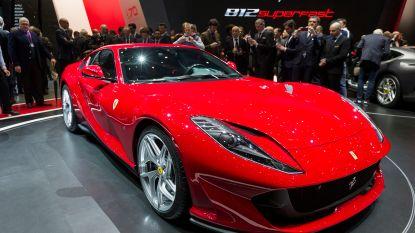 Beklaagde geeft plankgas tot 190 kilometer per uur met Ferrari Superfast 812 uit angst voor anonieme politiewagen die achter hem rijdt