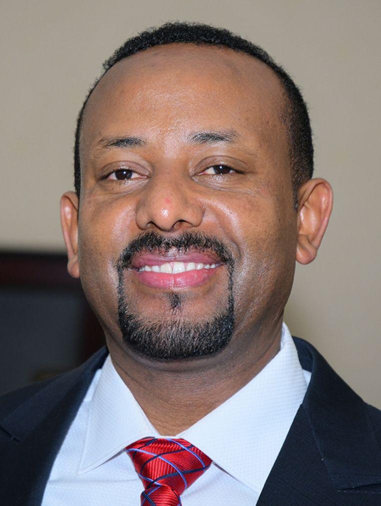 Abiy Ahmed Beeld EPA