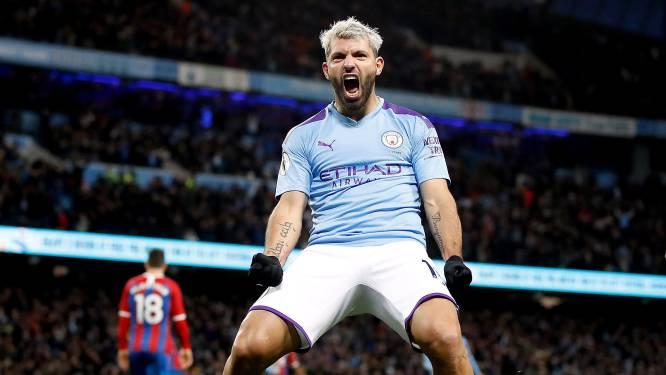Einde van een tijdperk: Agüero verlaat Manchester City komende zomer na tien jaar