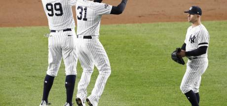 New York Yankees brengt spanning terug in play-offs