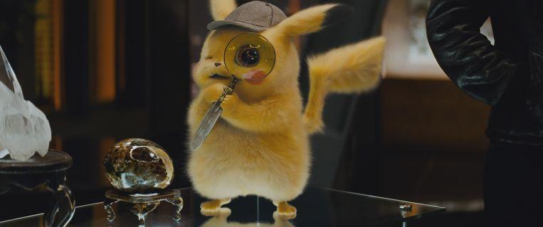 Pokémon: Detective Pikachu Beeld RV