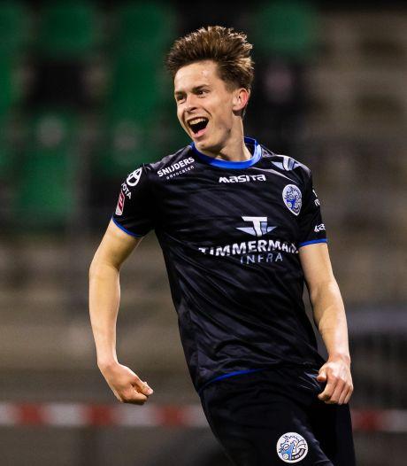 Ringo Meerveld verslaat Ruud van Nistelrooy en zorgt voor de duurste transfer ooit bij FC Den Bosch