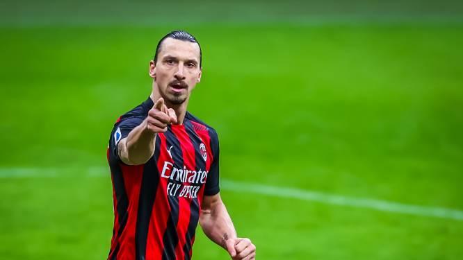 Ibrahimovic maakt 500ste clubgoal en beent Lukaku bij in topschutterstand