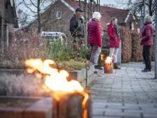 Zweedse fakkels in plaats van paasvuur in Lattrop