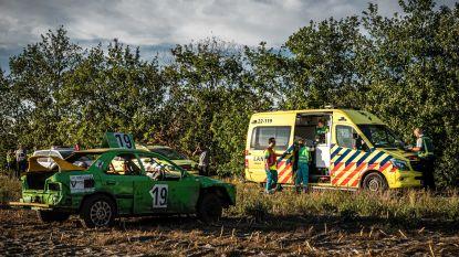 2 jaar detentie voor man die inreed op publiek autocross Nederlandse Leende waarbij  vijf Belgen gewond geraakten