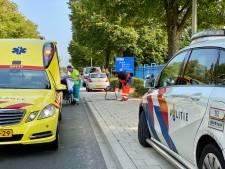 Gewonde bij botsing tussen auto en busje in Vianen