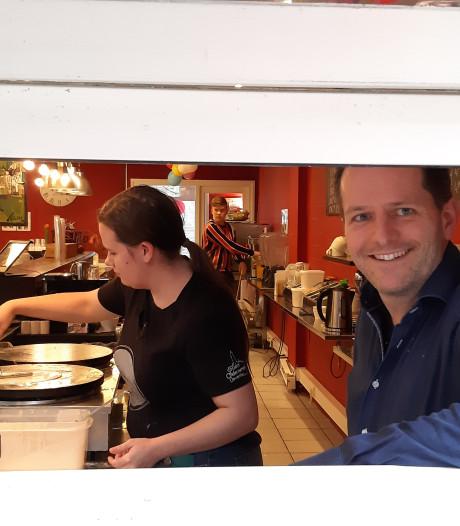 Crêpes en Smoothies stopt nu Deventer steeds meer horeca telt met jongeren met aandacht