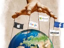 'De macht van Google, Facebook en Amazon moeten we beteugelen'