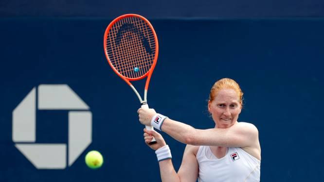Alison Van Uytvanck pakt zesde WTA-titel in Kazachse Nur-Sultan