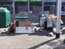 Tonnen aan vervuild ingezameld plastic bezorgen gemeente Arnhem hoofdbrekens