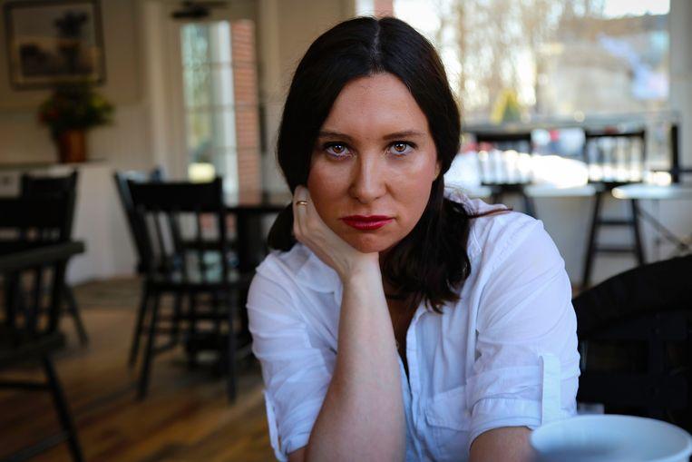 De Amerikaanse schrijfster Lisa Taddeo. Beeld J. Waite