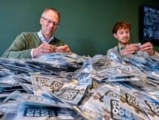 Vijf miljoen stickers en 20.000 boeken verder: Dordts plaatjesalbum is een groot succes