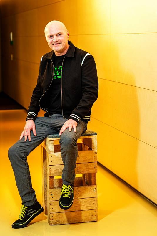 Gerben Bakker (48), Head of Show van het Eurovisie Songfestival.