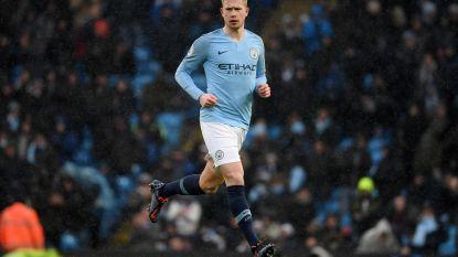 He's back! Manchester City zet Everton makkelijk opzij, maar is vooral dolblij met terugkeer Kevin De Bruyne