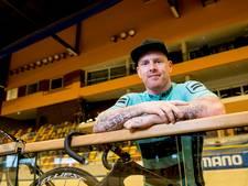 Baanwielrenner Van den Berg wil zich in de kijker rijden voor nationale teamsprint