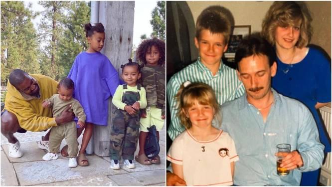 CELEBS 24/7. USA viert Vaderdag: Kim Kardashian zet Kanye West in de bloemetjes en herken jij deze bekende familie?