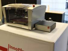 Doek valt voor Eindhovense microplasmaprinter
