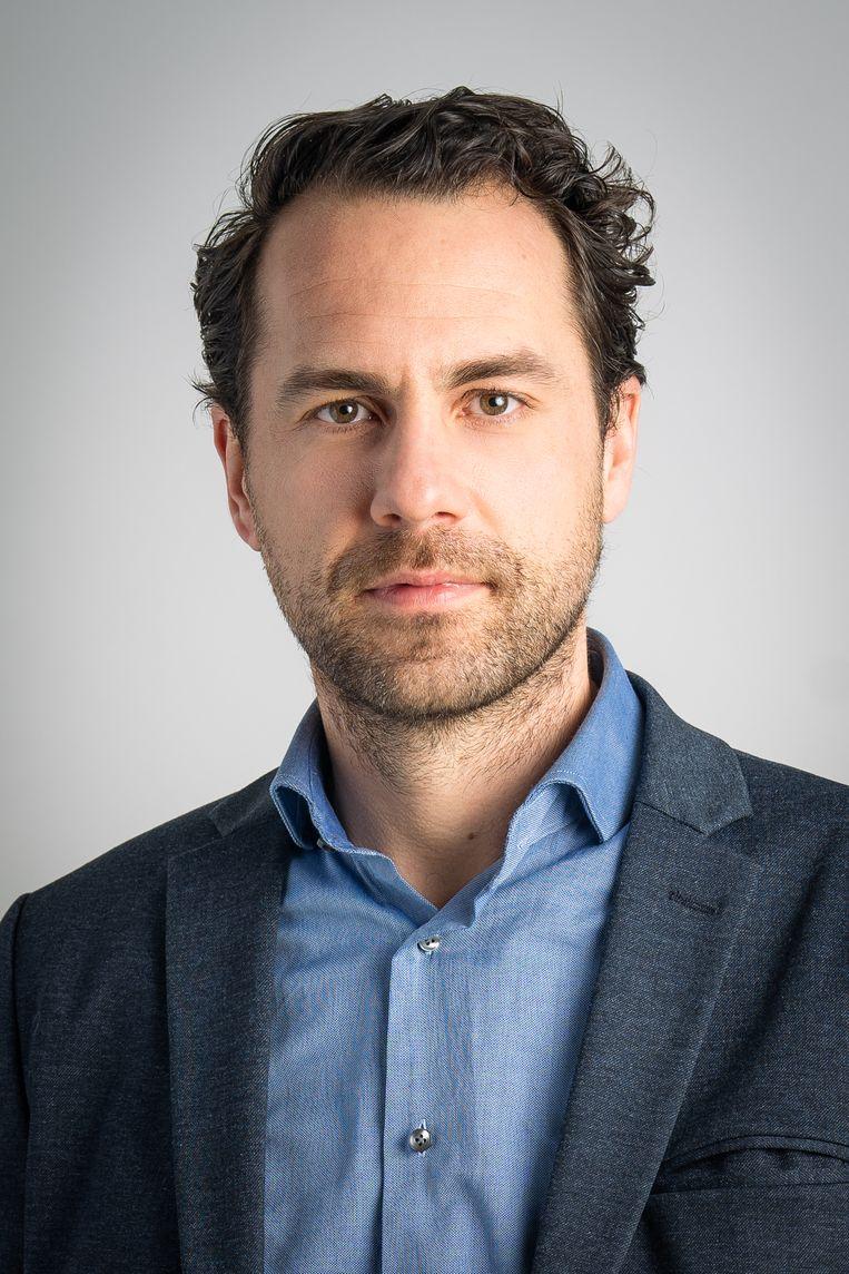 Martijn van Dam. Beeld Michel Schnater/NPO