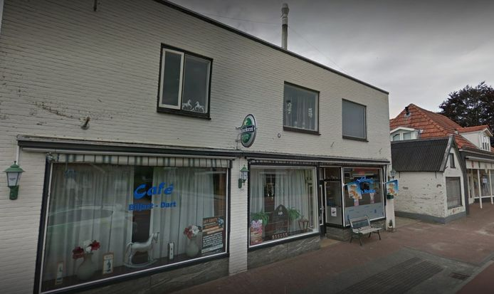 Evie's Hoekie aan de Zuiderzeestraatweg in Oldebroek.