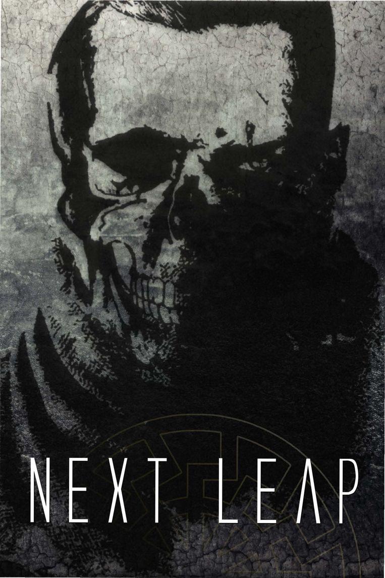 De cover van Next Leap, het manifest van de Iron March-oprichter Beeld RV/Iron March