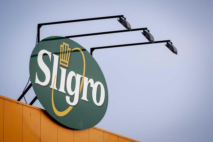 Exterieur van Sligro Food Group NV
