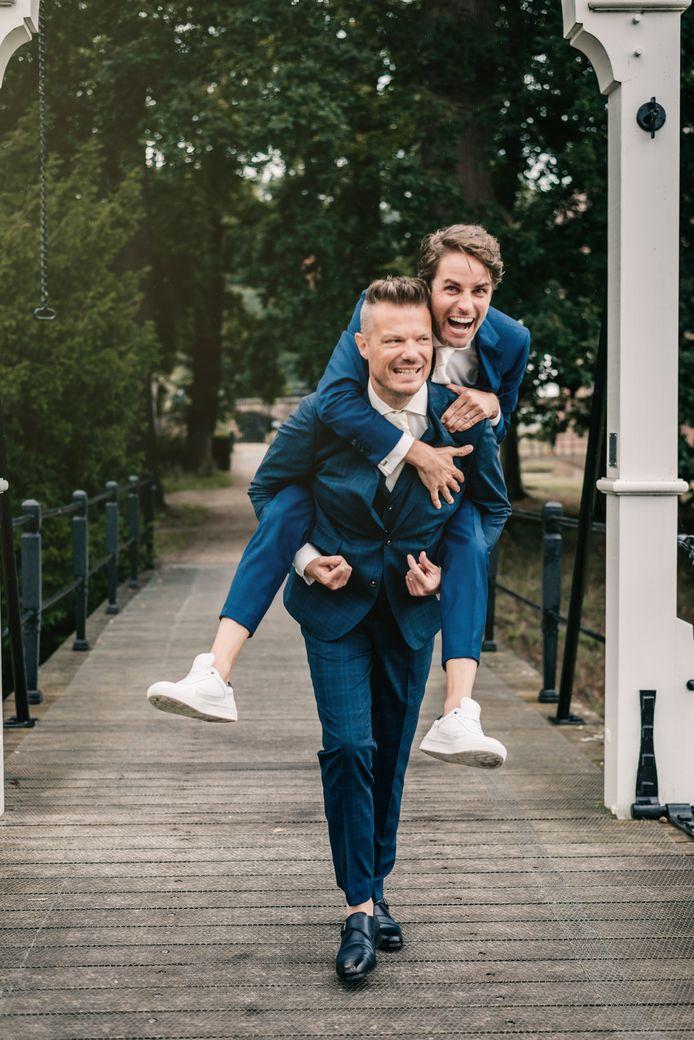 Danny en Rein gingen na Married at First Sight uit elkaar.