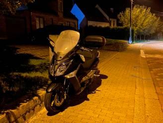 Motorrijder onderuit in Overimpestraat