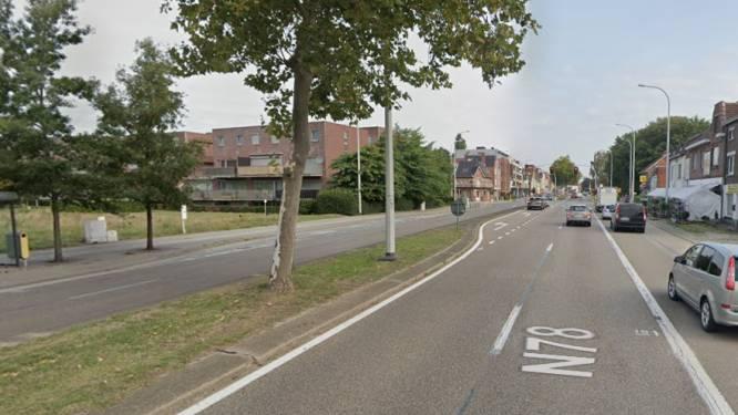 Rijksweg (N78) in Maasmechelen krijgt een asfaltvernieuwing